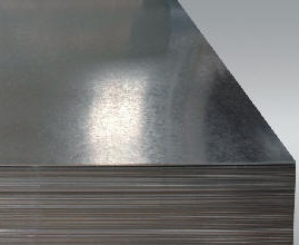 Galvanized Flat Steel